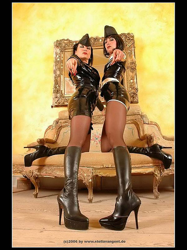 army-mistress